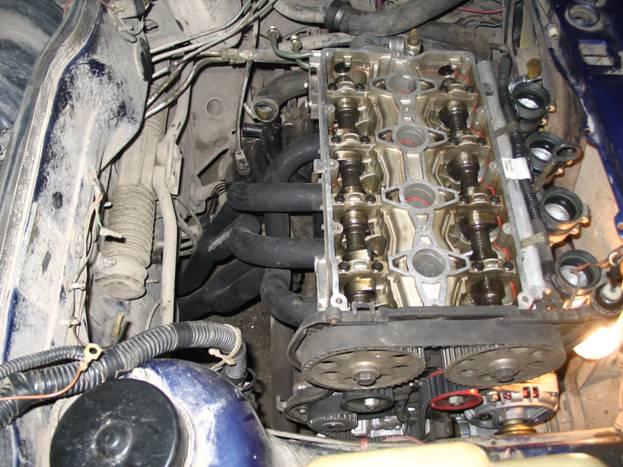 16 клапанный двигатель на