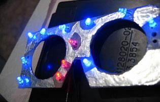 Как сделать светодиоды на приборную панель
