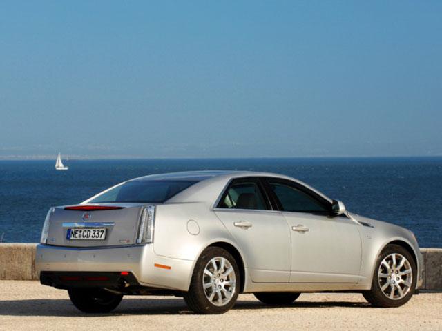 Cadillac дилер фото