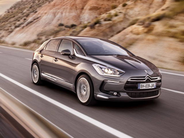 Citroen DS5 Sport Chic  1.6 AT