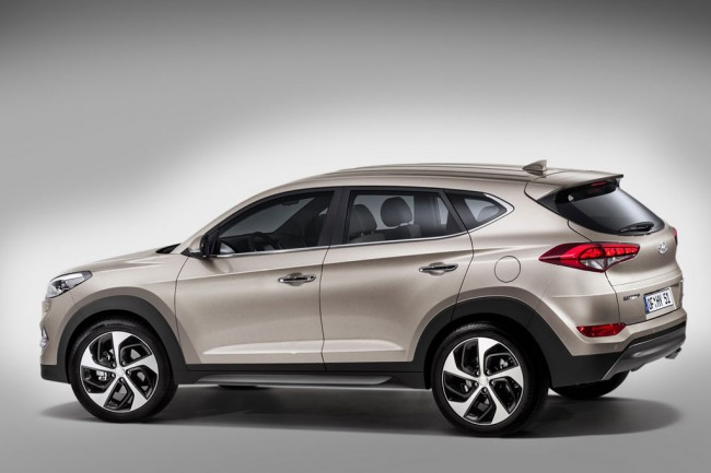 Что предлагают тюнинг-мастера для Hyundai Tucson