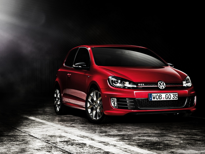 Изучаем юбиляра Volkswagen Golf GTI Edition 35 Тест-драйв Volkswagen Golf GTI Edition 35